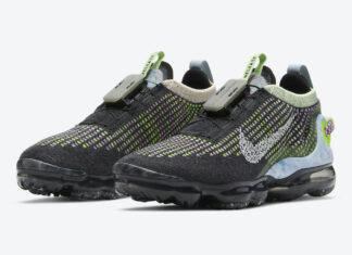 Nike Air VaporMax 2020 Black Multi CT1933-001 Release Date Info