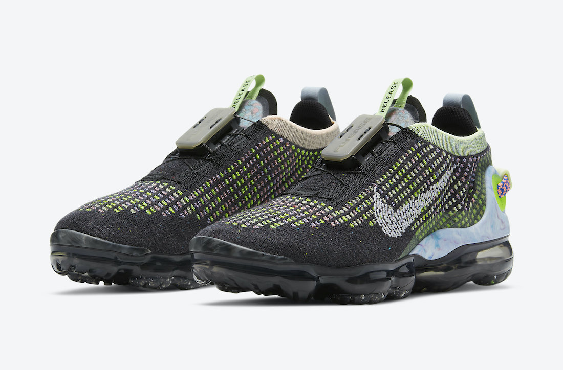 Nike Air VaporMax 2020 Black Multi CT1933-001 Release Date Info