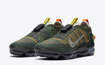 Nike Air VaporMax 2020 Newsprint Grey CW1765-001 Release Date Info