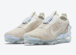 Nike Air VaporMax 2020 Oatmeal CT1933-100 Release Date Info