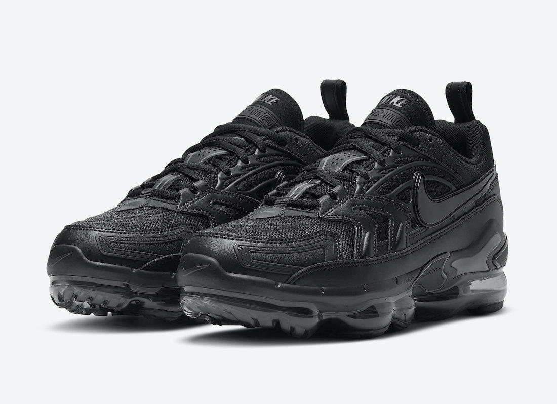 Nike Air VaporMax EVO Black CT2868-003 Release Date Info