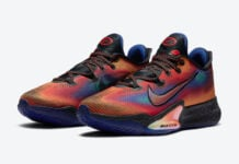Nike Air Zoom BB NXT Heat Map CK5708-401 Release Date Info