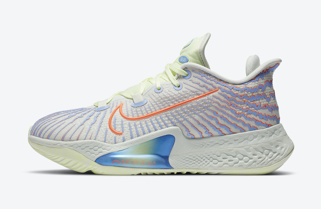 Nike Air Zoom BB NXT Spruce Aura Royal Pulse CK5707-002 Release Date Info