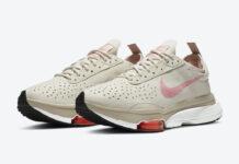 Nike Air Zoom Type Light Orewood Brown Pink Blast CZ1151-100 Release Date Info
