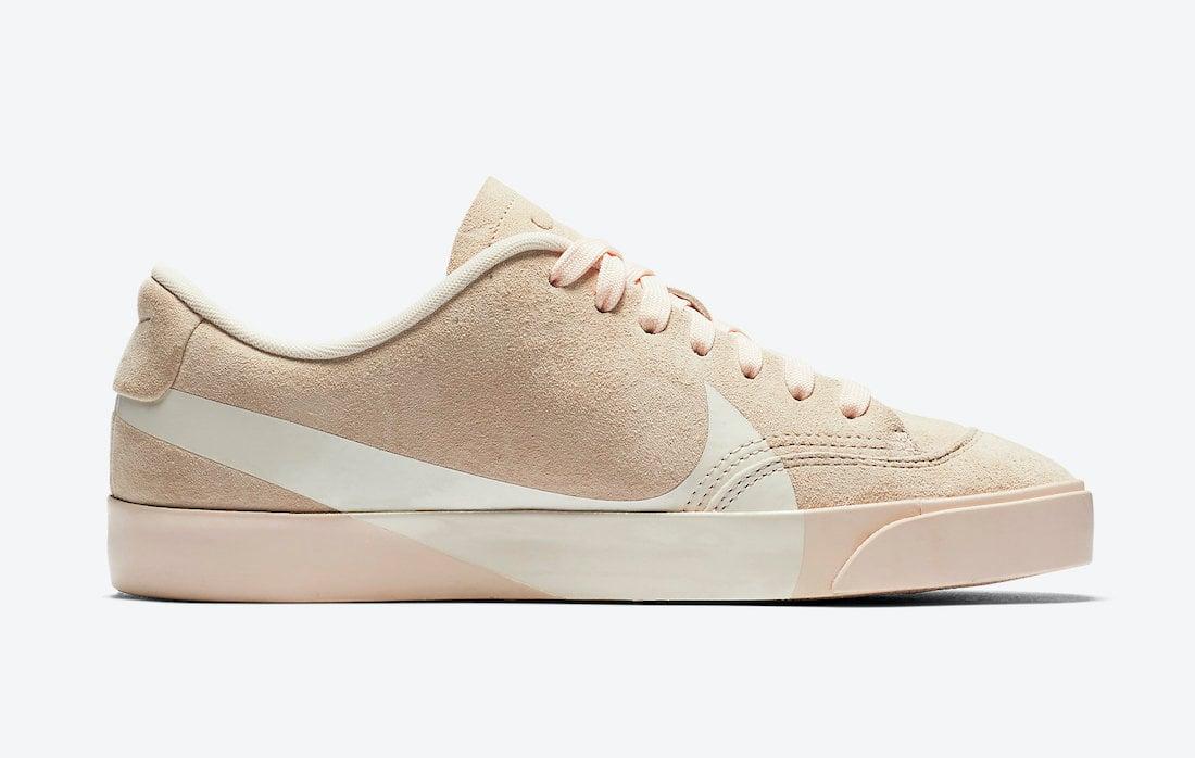 Nike Blazer City Low Guava Ice AV2253-800 Release Date Info