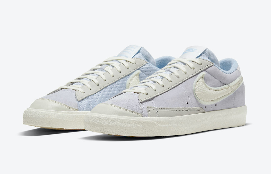 Nike Blazer Low Vintage 77 Psychic Blue DH4101-001 Release Date ...