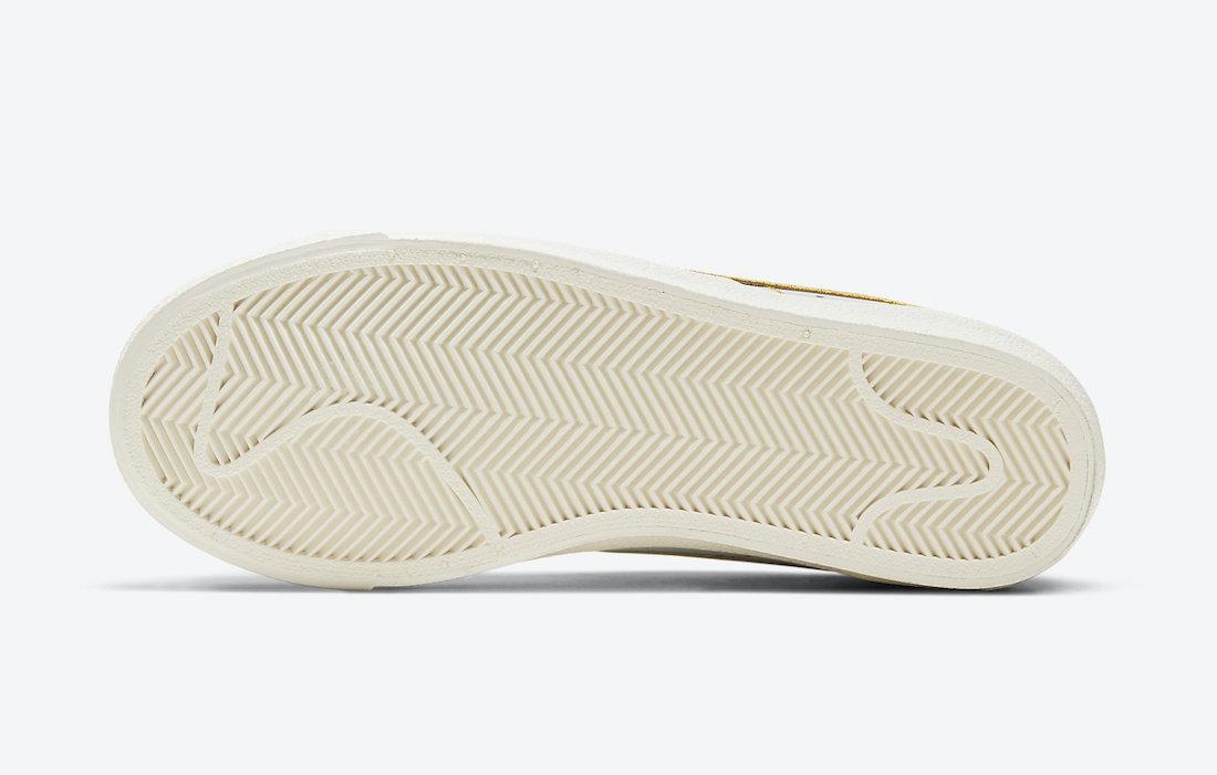 Nike Blazer Mid Raygun DD9528-100 Release Date Info