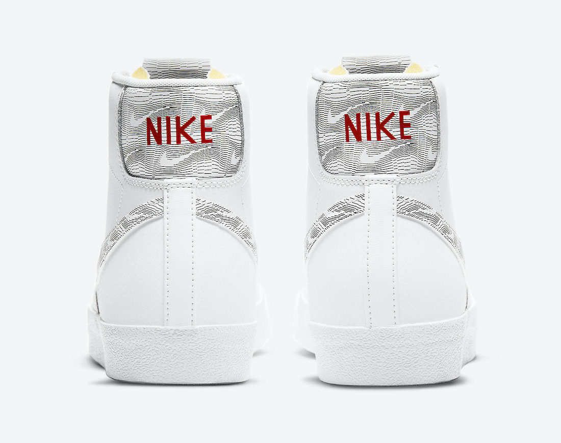 Nike Blazer Mid Topography DH3985-100 Release Date Info