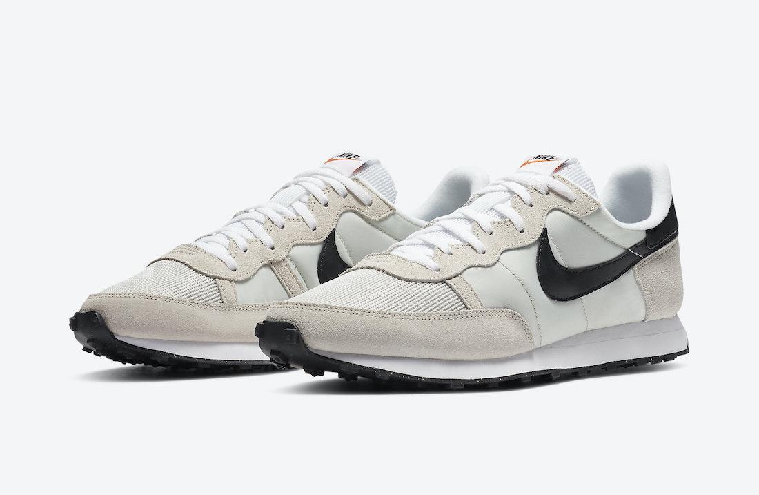 Nike Challenger OG Light Bone White Black CW7645-003 Release Date Info