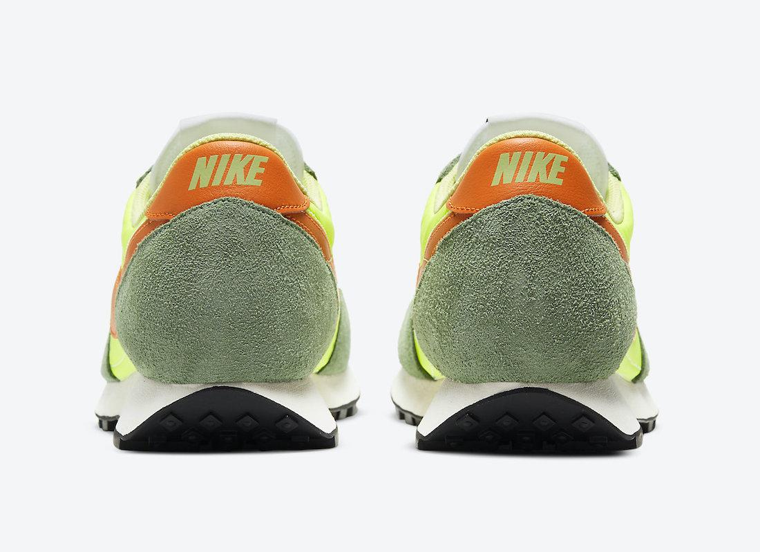 Nike Daybreak Limelight Electro Orange DB4635-300 Release Date Info