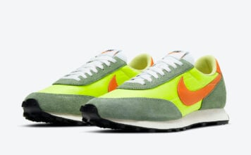 Nike Daybreak Limelight Electro Orange DB4635-300 Release Date Info