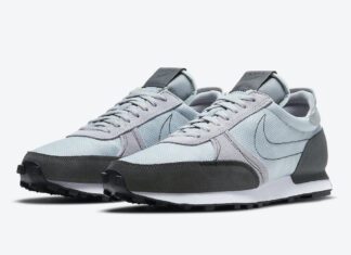 Nike Daybreak Type Wolf Grey Iron Grey CT2556-001 Release Date Info