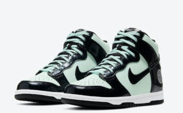 Nike Dunk High All-Star 2021 DD1846-300 Release Date Info