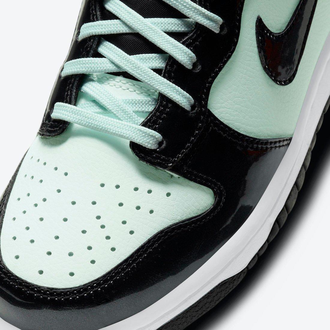Nike Dunk High All-Star 2021 DD1846-300 Release Date Info