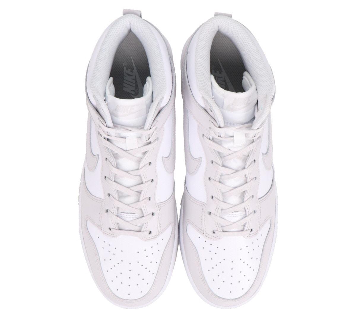 Nike Dunk High Vast Grey DD1399-100 Release Info