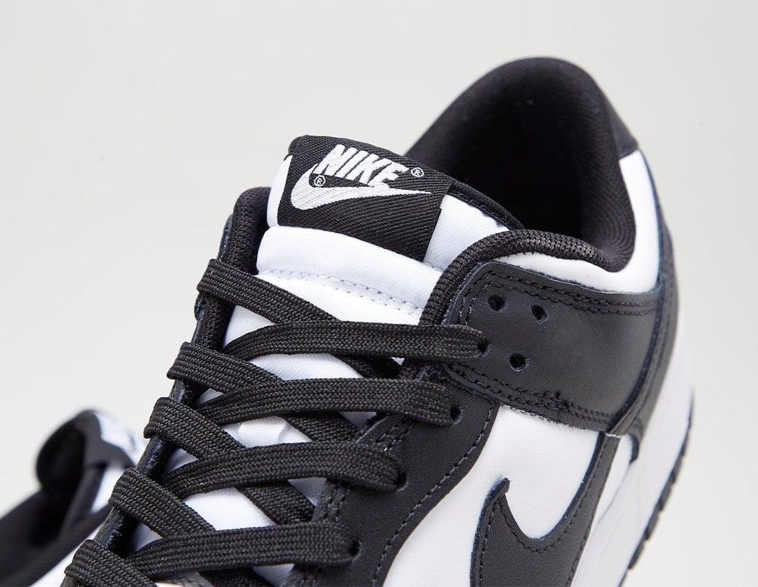 Nike Dunk Low White Black DD1391-100 2021 Release