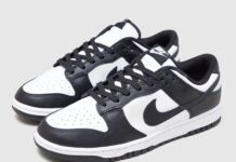 Nike Dunk Low White Black DD1391-100 2021 Release