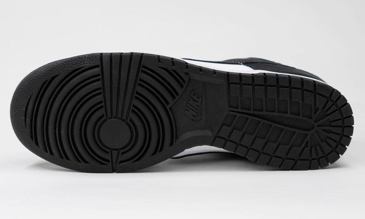 Nike Dunk Low White Black Release info