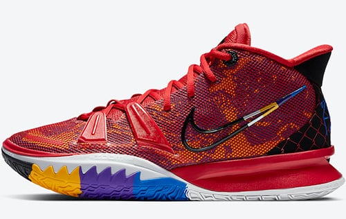 Nike Kyrie 7 Icons of Sport Release Date