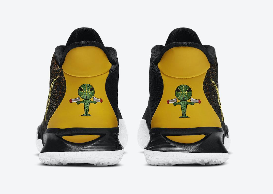 Nike Kyrie 7 Raygun CQ9327-003 Release Date Price