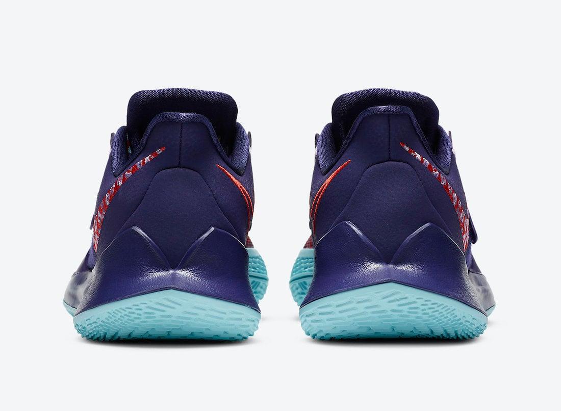 Nike Kyrie Low 3 New Orchid CJ1286-500 Release Date Info