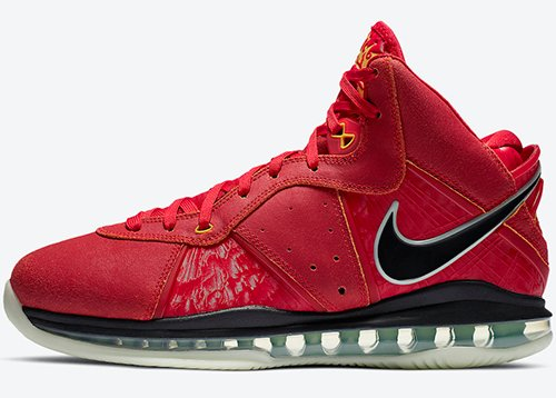 Nike LeBron 8 Gym Red Release Date