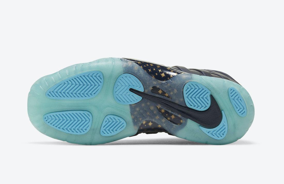 Nike Little Posite One Obsidian CZ6547-400 Release Date Info