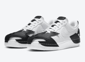 Nike NDSTRKT Air Force 1 CZ3596-100 Release Date Info