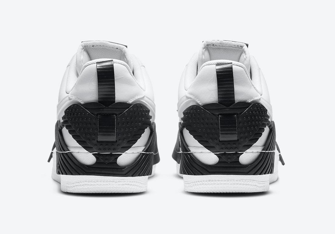 Nike NDSTRKT Air Force 1 CZ3596-100 Release Date Info