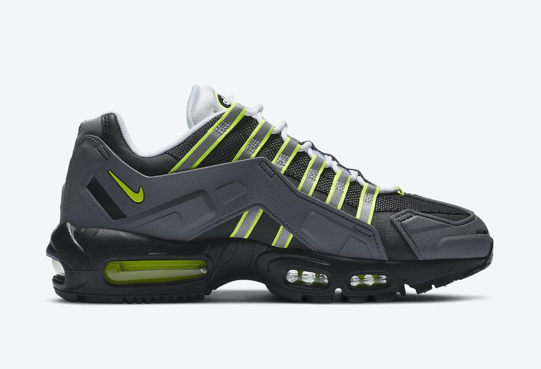 Nike NDSTRKT AM95 Neon CZ3591-002 Release Date Info