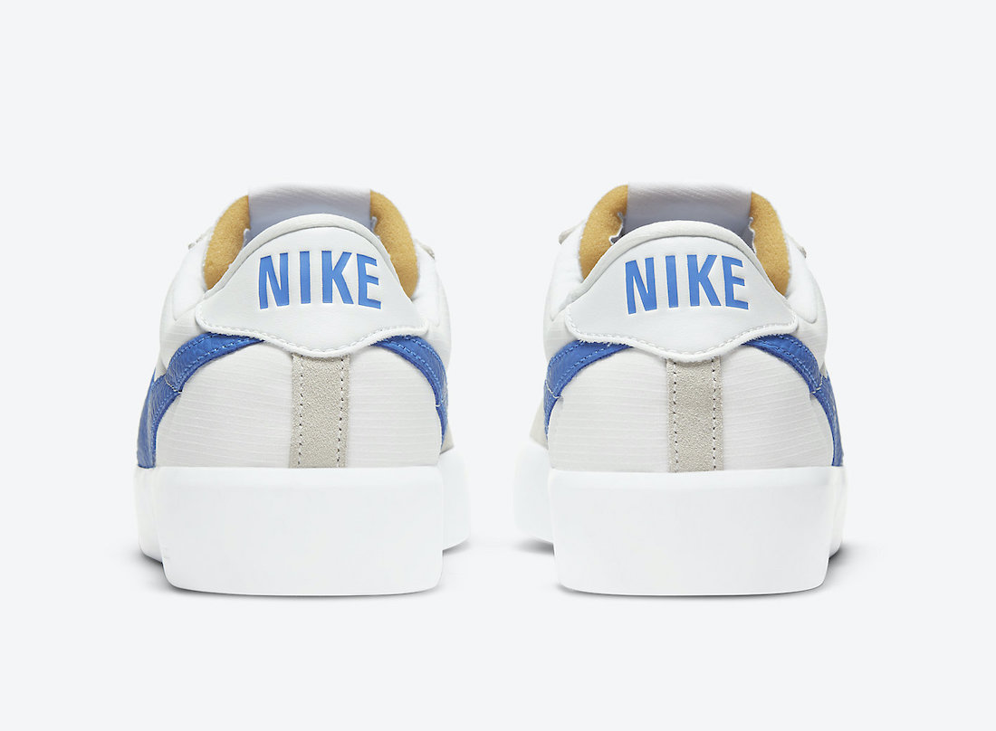 Nike SB Bruin React Grey Blue White CJ1661-100 Release Date Info