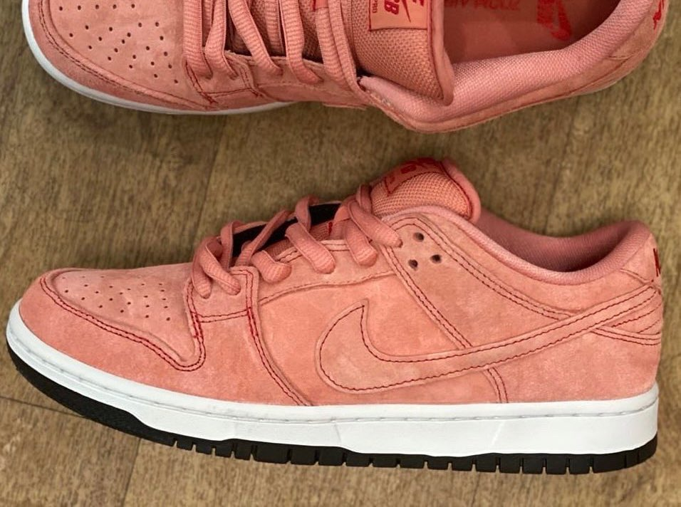 Nike SB Dunk Low Pink Pig CV1655-600