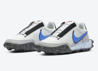 Nike Waffle Racer Crater Photo Blue CT1983-100 Release Date Info