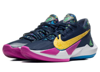 Nike Zoom Freak 2 Midnight Navy DB4689-400 Release Date Info
