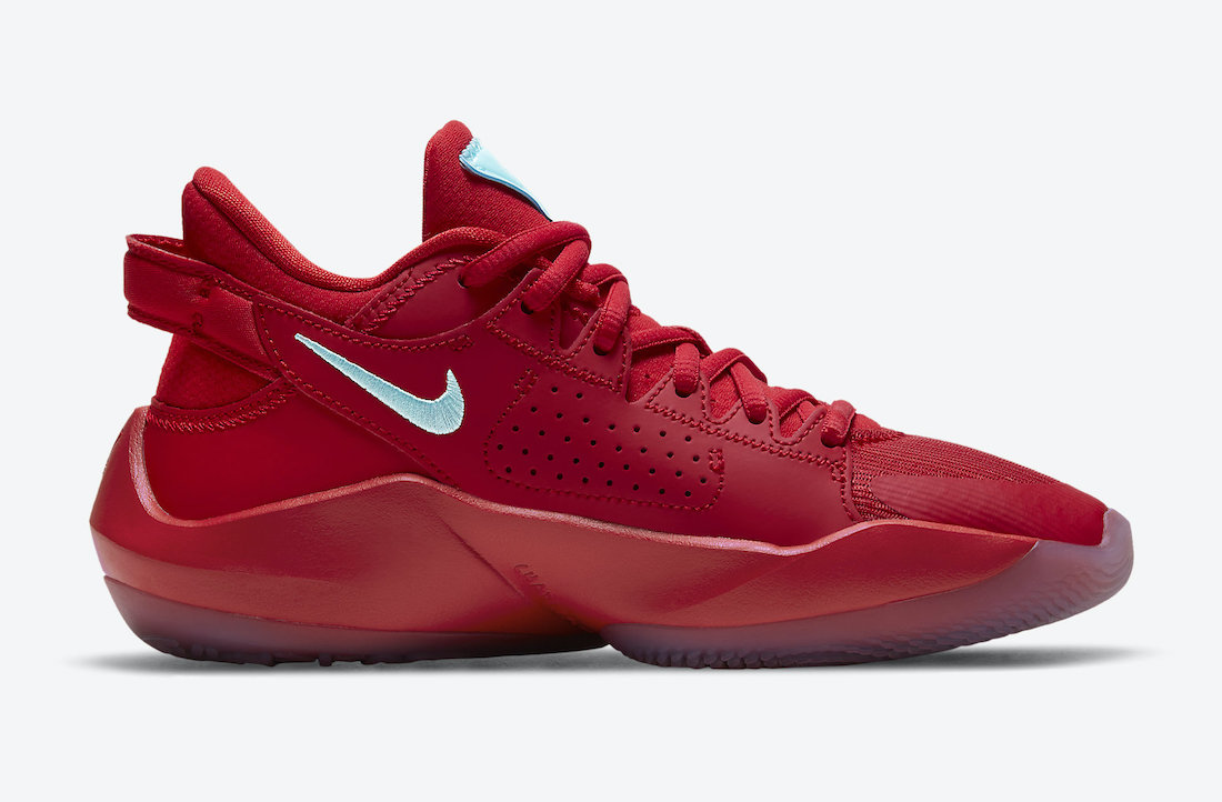 Nike Zoom Freak 2 University Red Glacier Ice CN8574-605 Release Date Info