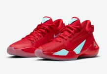 Nike Zoom Freak 2 University Red Glacier Ice CN8574-605 Release Date Info