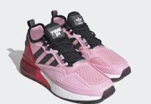 Ninja adidas ZX 2K Boost True Pink FZ0454 Release Date Info