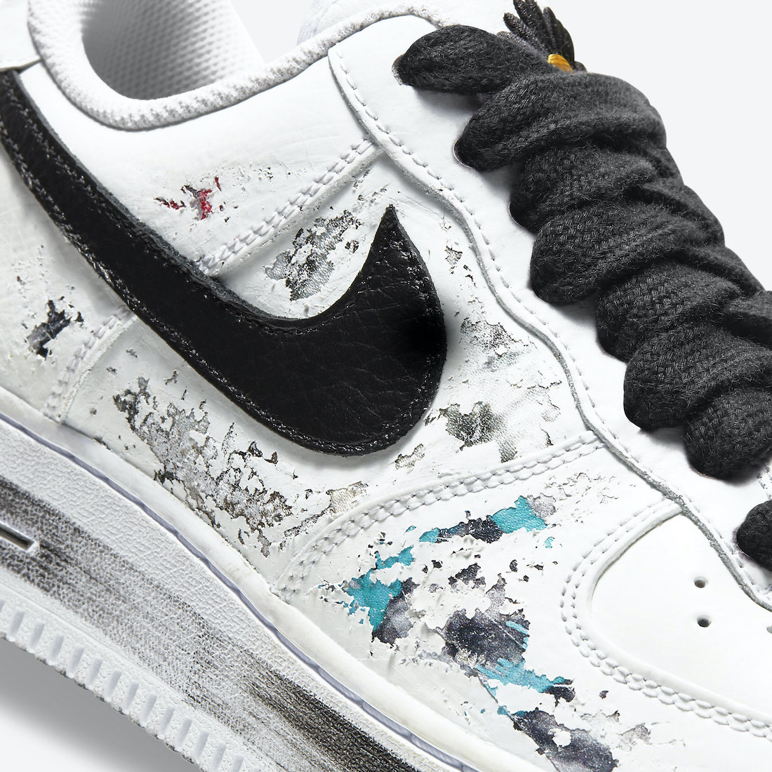 PEACEMINUSONE Nike Air Force 1 Para-Noise 2.0 Release Info Price