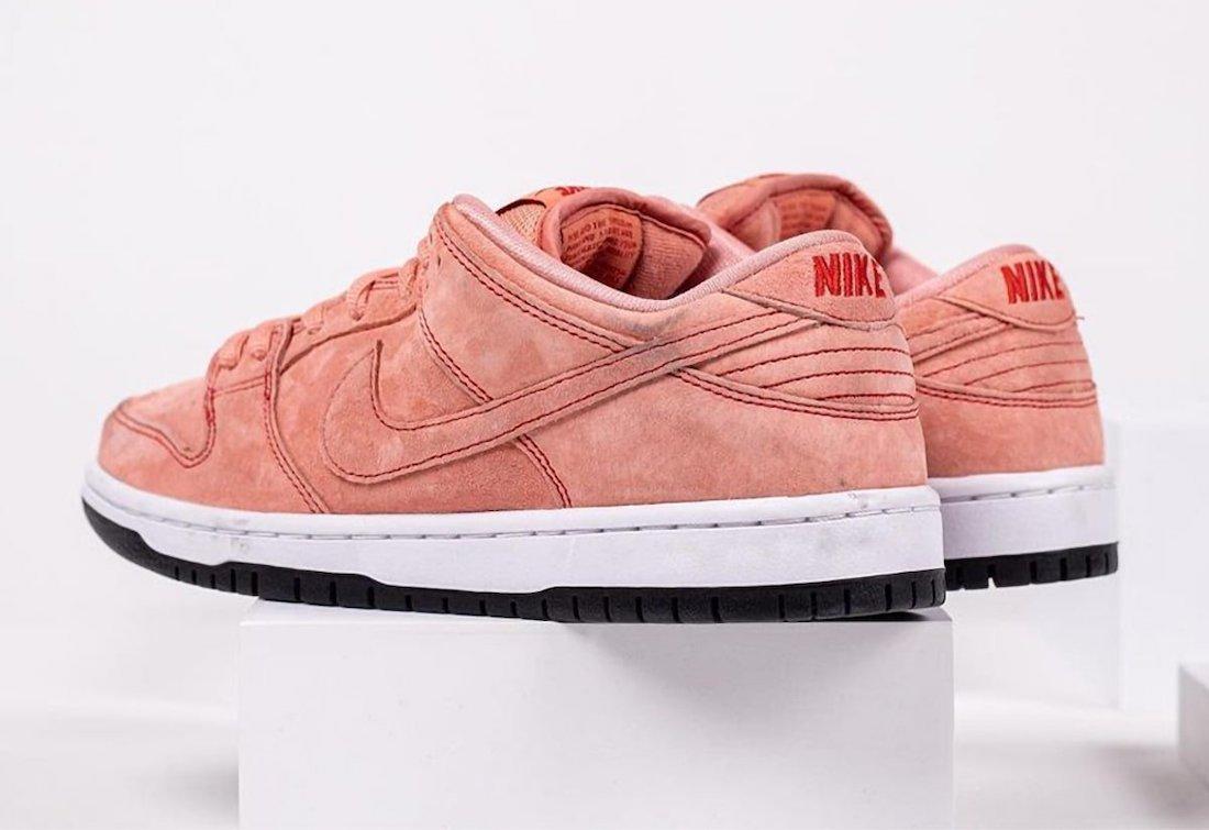 Pink Pig Nike SB Dunk Low Atomic Pink CV1655-600 Release Info