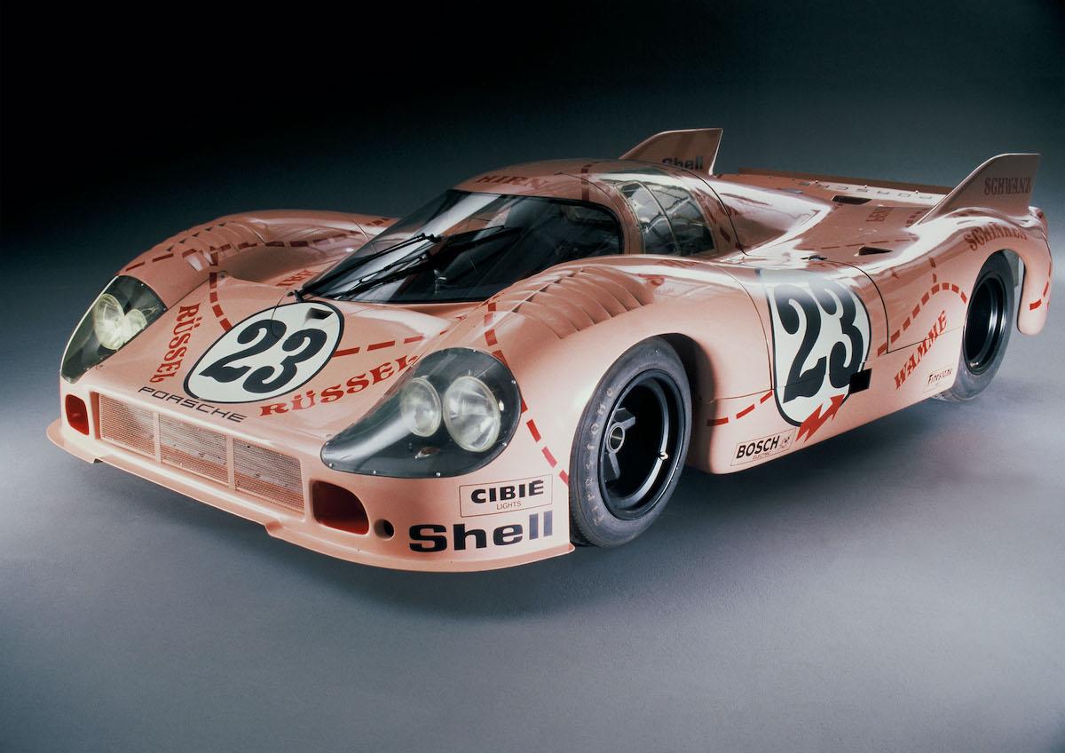 Porsche 917/20 Pink Pig Race Car