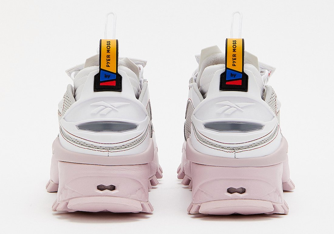 Pyer Moss Reebok Experiment 4 Old White FX7547 Release Date Info
