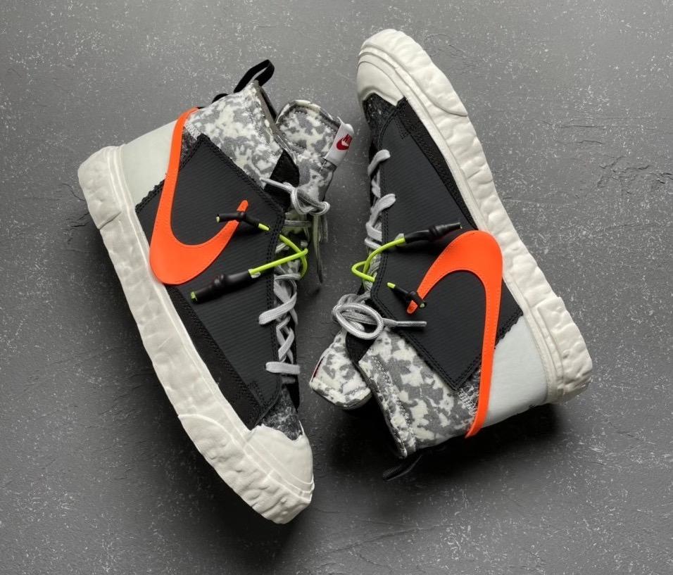READYMADE Nike Blazer Mid CZ3589-001 Release Price