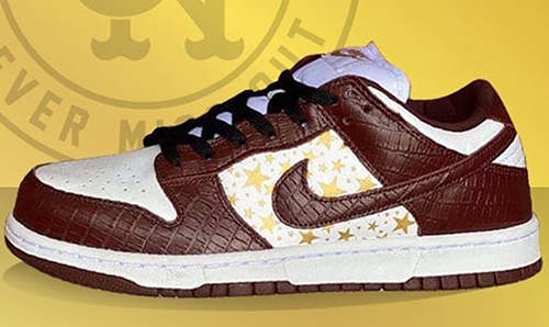 Supreme Nike SB Dunk Low Barkroot Brown Release Date