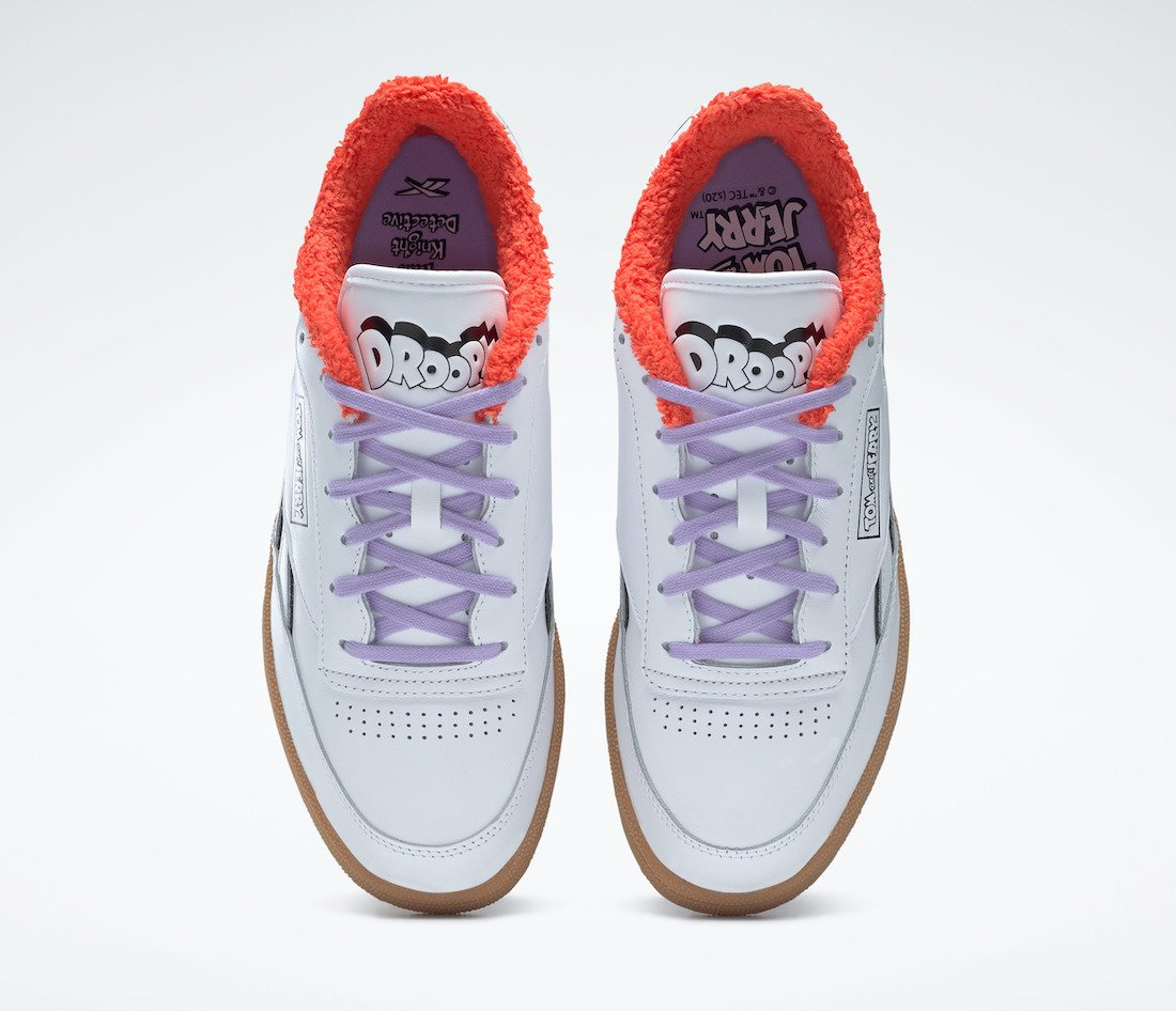 Tom and Jerry Reebok Club C Revenge H05220 Release Date Info
