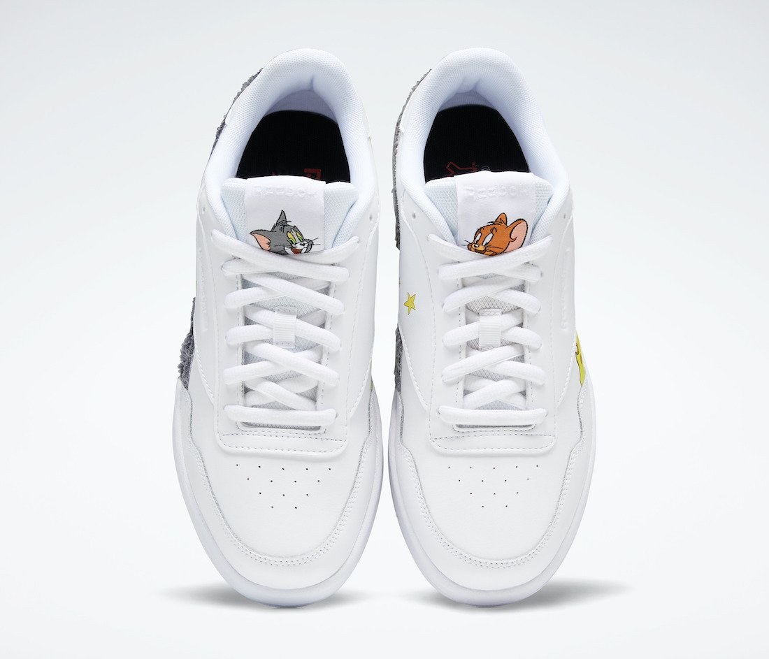 Tom and Jerry Reebok Club MEMT Release Date Info