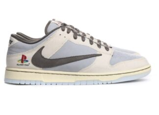 Travis Scott PlayStation Nike Dunk Low