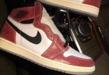 Trophy Room x Air Jordan 1 Chicago DA2728-100