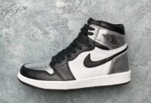 Womens Air Jordan 1 Silver Toe CD0461-001 Release Info
