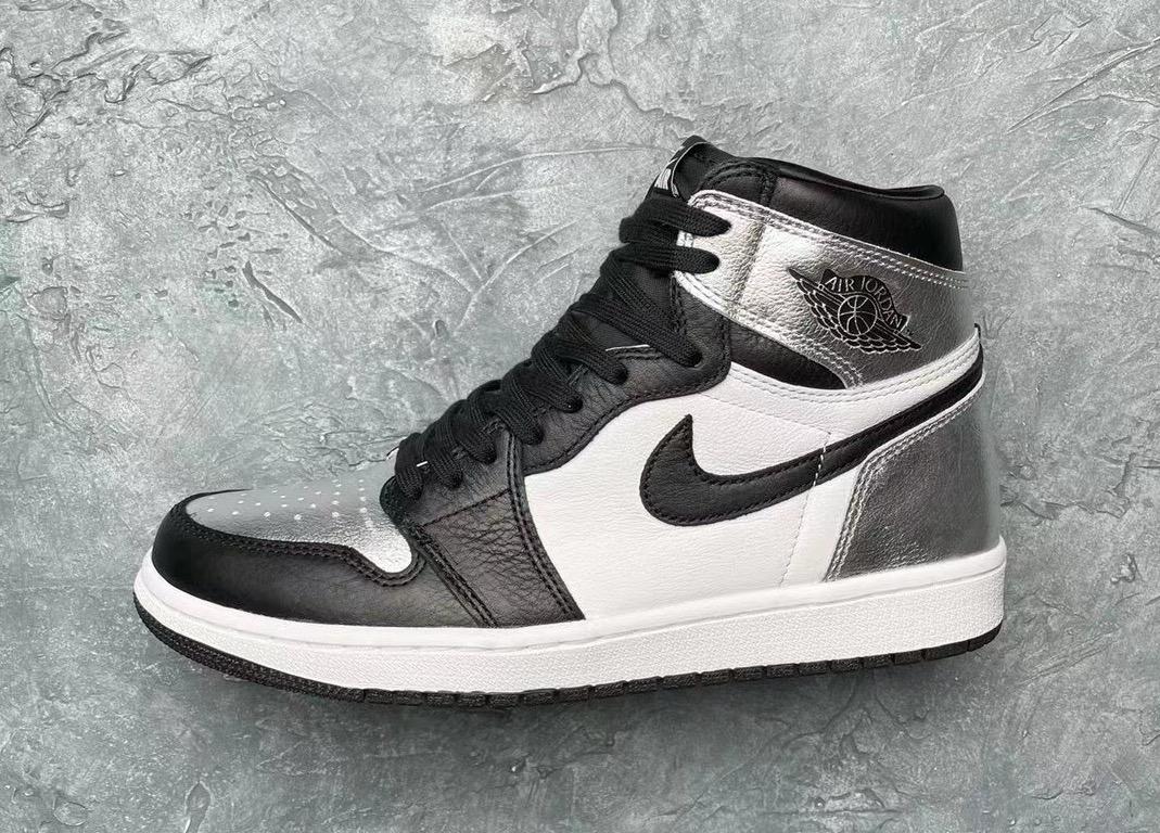 Womens Air Jordan 1 Silver Toe CD0461-001 Release Info