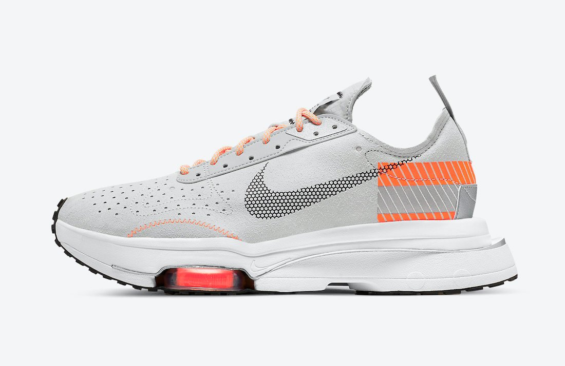 3M Nike Air Zoom Type SE Light Bone Total Orange DB5459-002 Release Date Info